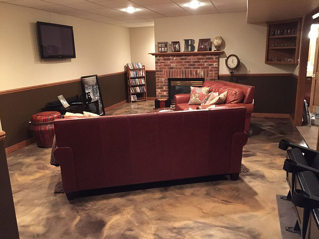 Stained Concrete Coatesville, PA | Kleencrete Overlay Solutions