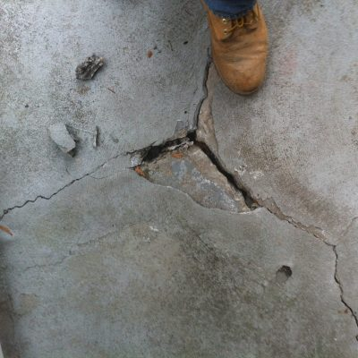Concrete Repair West Chester, PA