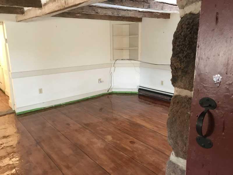 Rustic Concrete Wood   Honey Brook Pennsylvania   Kleencrete Overlay Solutions