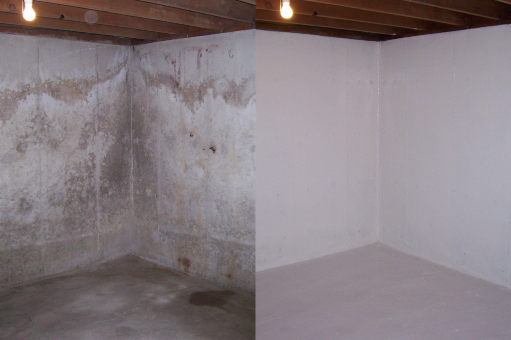 Basement Waterproofing | Honey Brook Pennsylvania | Kleencrete Overlay Solutions