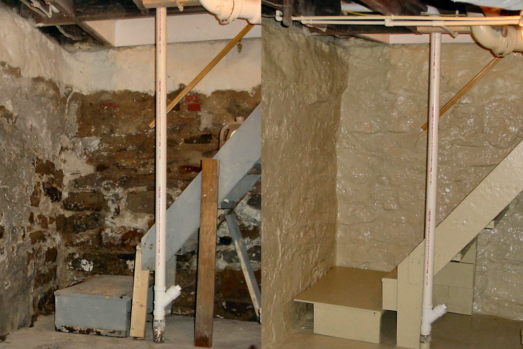 Basement Waterproofing | Coatesville Pennsylvania | Kleencrete Overlay Solutions
