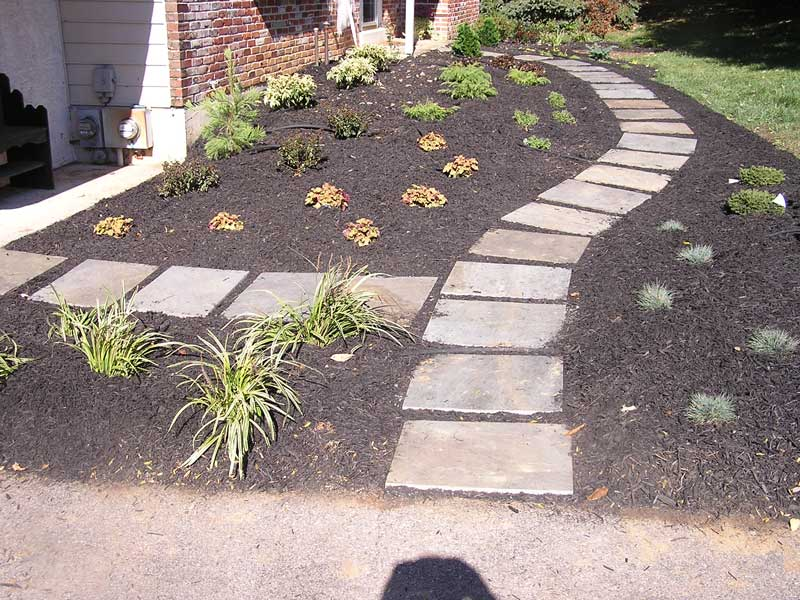 Landscaping | Kleencrete Overlay Solutions | West Chester Pennsylvania