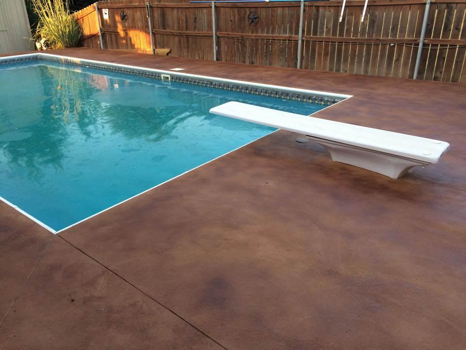 Concrete Stain | Phoenixville Pennsylvania | Kleencrete Overlay Solutions