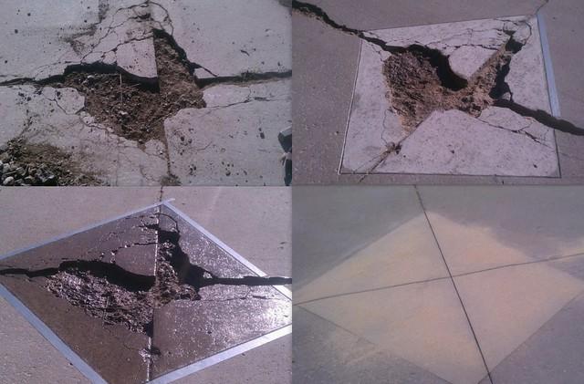Concrete Repair   Kleencrete Overlay Solutions   West Chester Pennsylvania