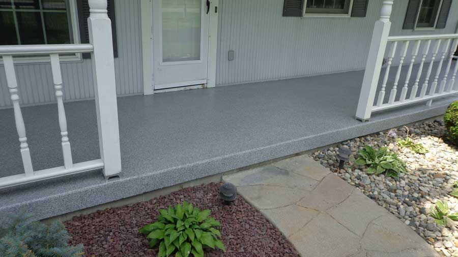 Graniflex Concrete Resurfacing | Honey Brook Pennsylvania | Kleencrete Overlay Solutions