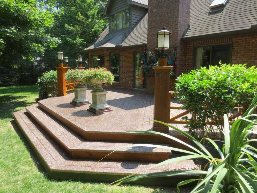 Deck Coating West Chester Pennsylvania