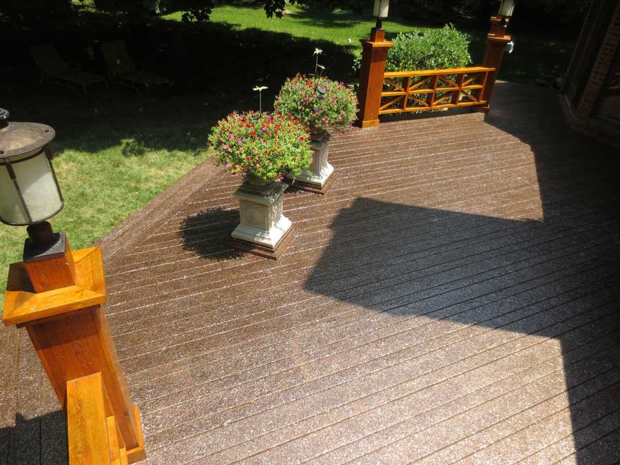 Deck Coating | West Chester Pennsylvania